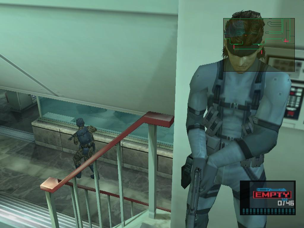 Metal Gear Solid 2 - Masked Ninja Raiden Mod - YouTube