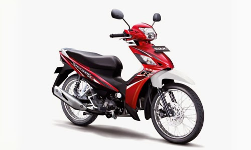 Shooter 115 FI Line Up Merah R