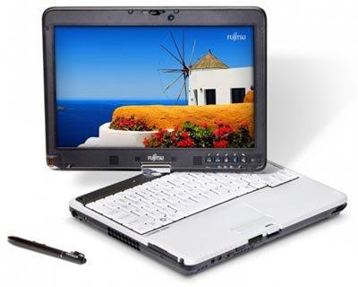 Laptop Fujitsu LifeBook T730  Rp 4,000,000,-