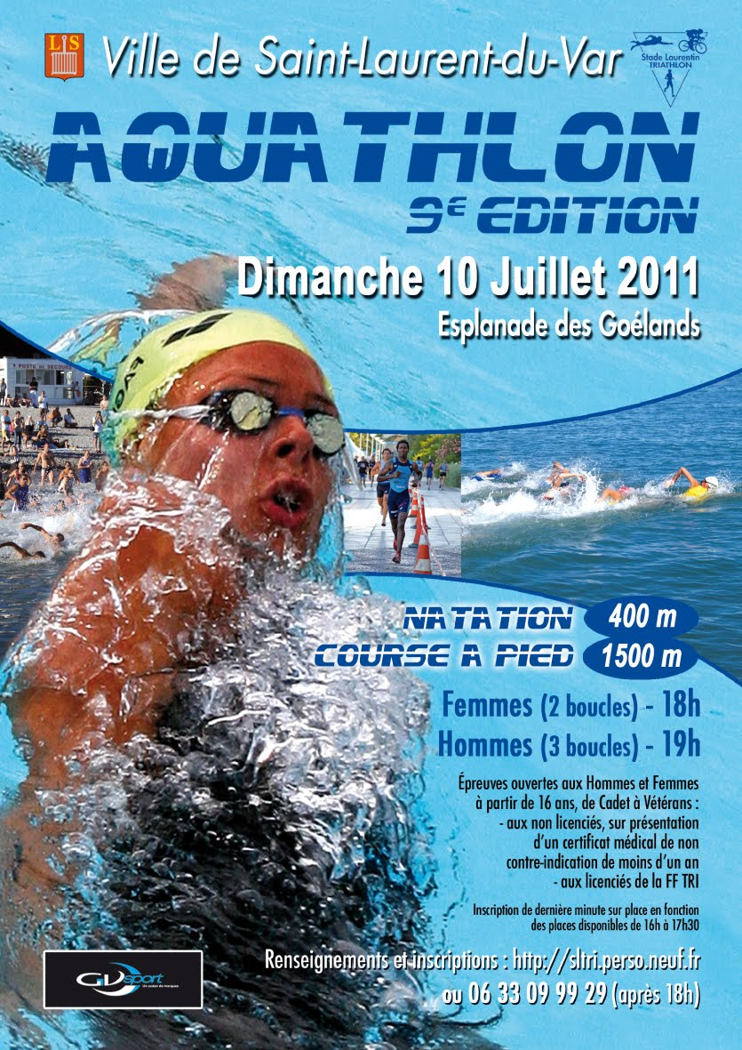 Stade laurentin triathlon aquathlon de saint laurent du var - Meuble passion saint laurent du var ...