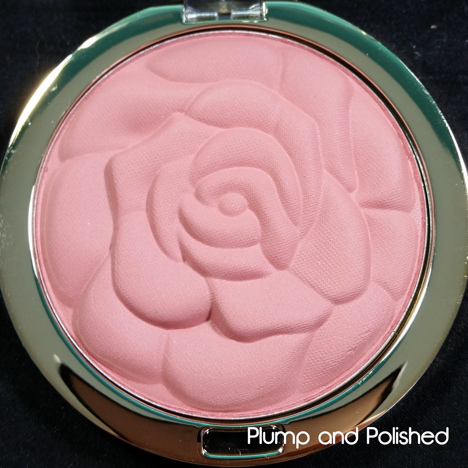 Milani - Rose Powder Blushes [Spring 2015] 01 Romantic Rose