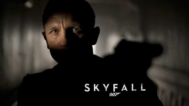 James Bond 007 Skyfall wallpapers for iPhone 5 (2)