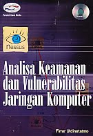 AJIBAYUSTORE  Judul Buku : Analisa Keamanan dan Vulnerabilitas Jaringan Komputer Disertai CD Pengarang : Firrar Utdirartatmo Penerbit : Gava Media