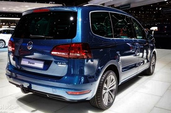 2016 volkswagen sharan price and feature car drive and