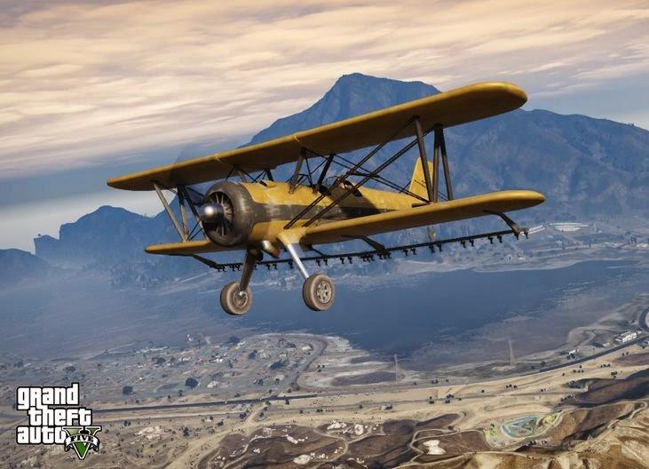GTA 5 Grand Theft Auto V Full Crack PC Games Free Download