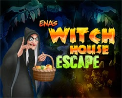 Juegos de Escape Ena Witch House Escape