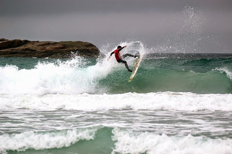 1ª Proba Infantil e Xuvenil de Surf e BodyBoard en Praia de A Lanzada