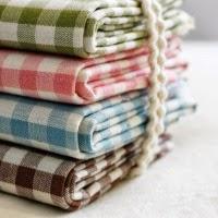 Натуральные ткани и фурнитура