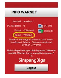 rahasia cara mudah daftar gwarnet dan instalasai smart billing