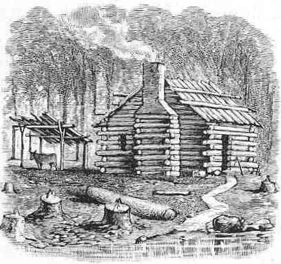 5th Grade Firchau Language Arts Log Cabin