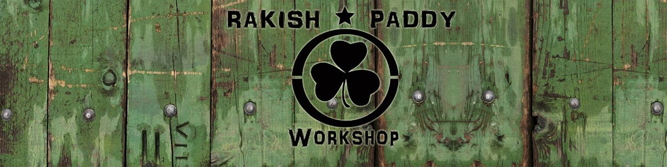 Rakish Paddy Workshop