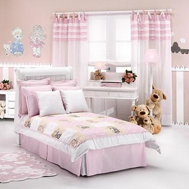 Moda para peques cortinas para dormitorio de ni as - Cortinas nina dormitorio ...