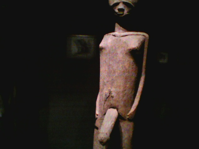PICASSO PRIMITIVE IN QUAI BRANLY