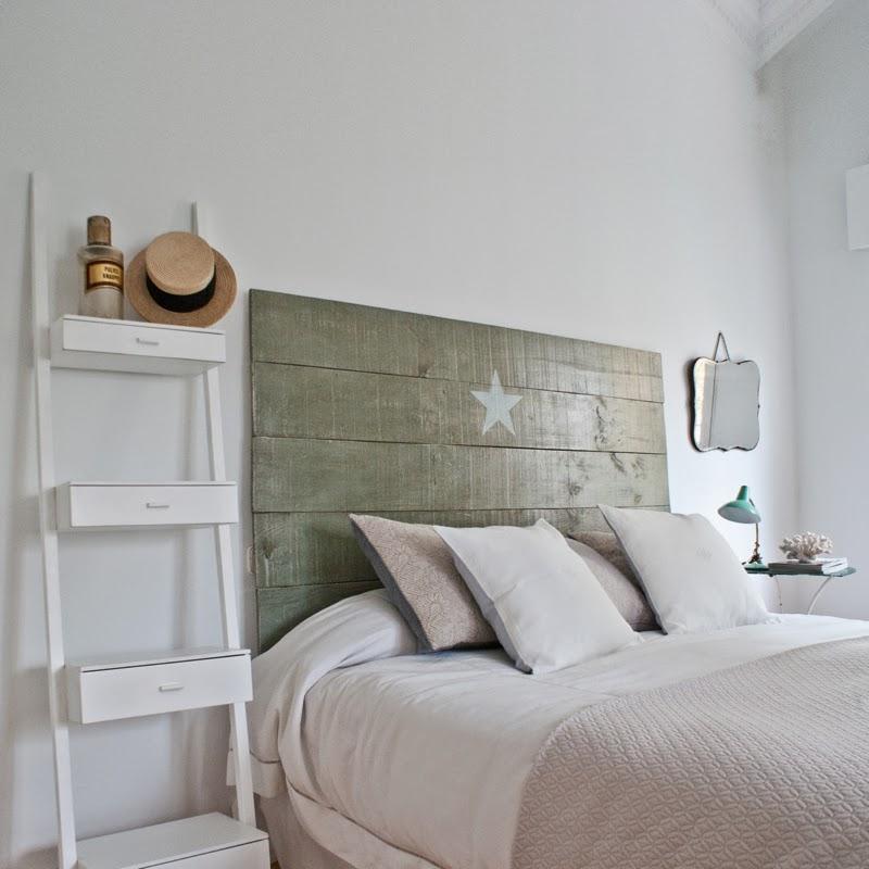 Cabeceros muy dulces para habitaciones juveniles - Habitaciones blancas juveniles ...