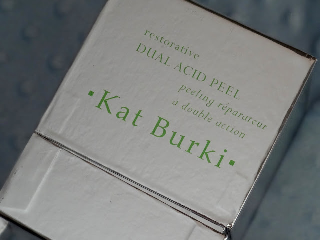 Kat Burki KB5 Recovery Masks and Restorative Dual Acid Peel