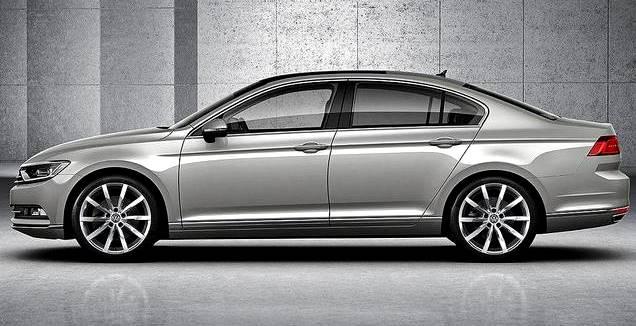 2016 Volkswagen Passat TDI Price