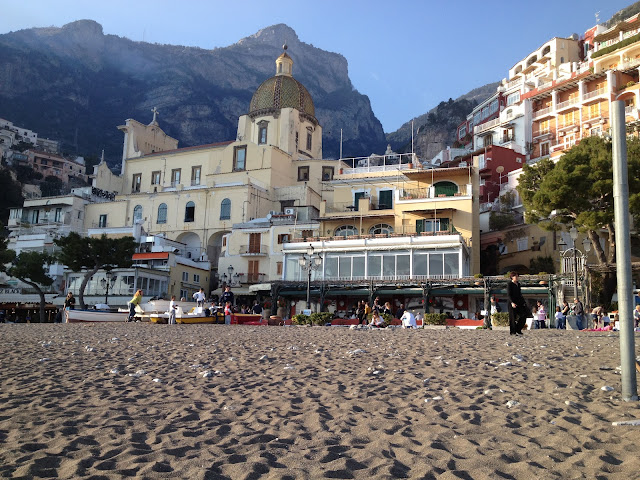 where to eat in Positano