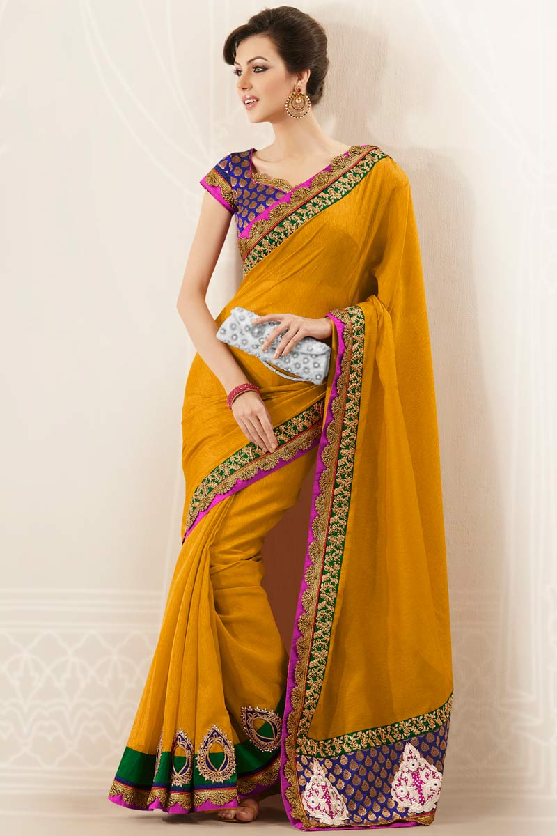 Designers Party Wear Sarees Latest Fashion Today