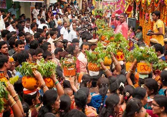 Telangana gearing up for Bonalu Festival