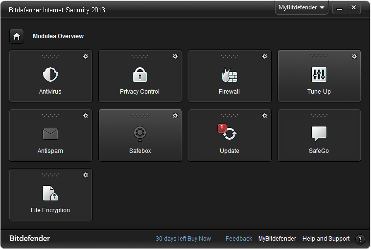 Giveaway Bitdefender Internet Security & Antivirus Plus