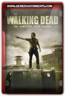 The Walking Dead 3ª Temporada - BluRay (Oficial) 1080p