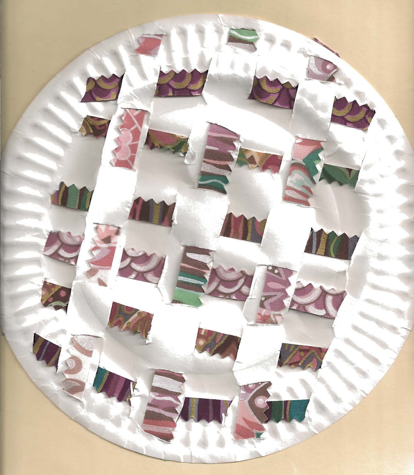 Arts u0026 Crafts Projects for Young Children-Weaving  sc 1 st  Marshau0027s Reading u0026 Crafts Cubbyhole - Blogger & Marshau0027s Reading u0026 Crafts Cubbyhole: Arts u0026 Crafts Projects for ...