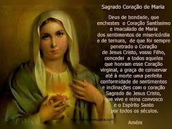 Sagrado coração de Maria♥