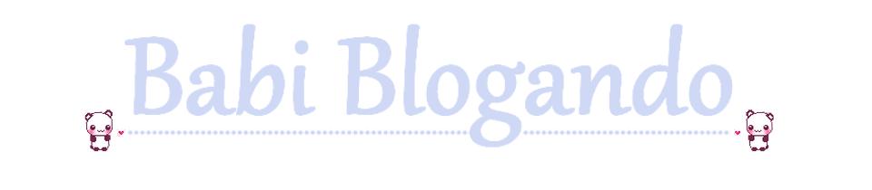 Babi Blogando