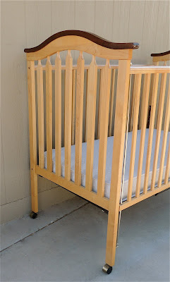 simmons easy side crib. simmons easy side crib t