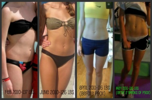 how to lose 10kg in a month pro ana