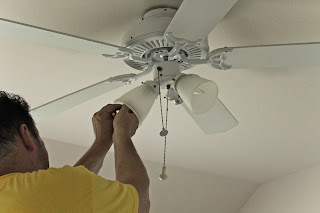 Up to 23% of cooling costs can be saved with ceiling fans