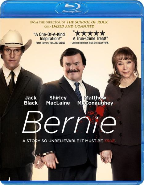 Filme Poster Bernie BRRip XviD & RMVB Legendado