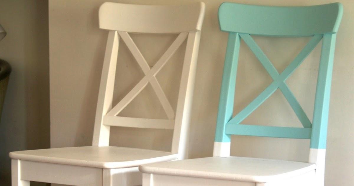 Repeindre une chaise diy pour une 2 me vie valy 39 s blog - Repeindre une chaise ...