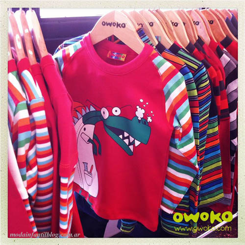 ropa infantil owoko otoño invierno 2014