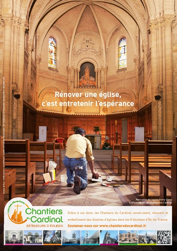 Aimer l'Eglise...