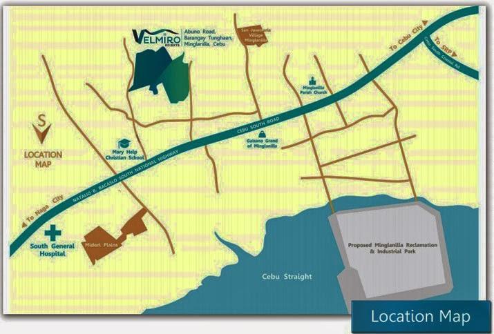 Minglanilla Philippines  city images : Cebu Philippines Real Estate Investment: Velmiro Heights Minglanilla ...