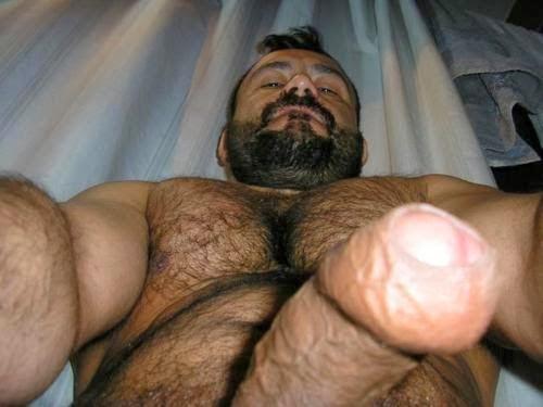Barbudo peludo: fotos caseiras do caralho