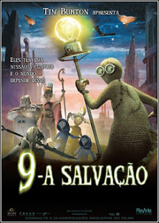 Download - 9 - A Salvação DVDRip - AVI - Dual Áudio