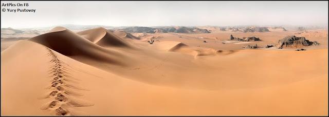 Yury Pustovoy photography Desert sahara