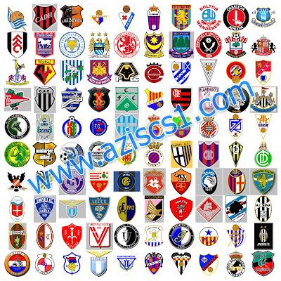 Kumpulan Logo Klub di Eropa untuk Coreldraw