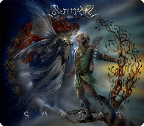 Saurom - Sueños [2015][Folk Metal][320kbps][Mega]