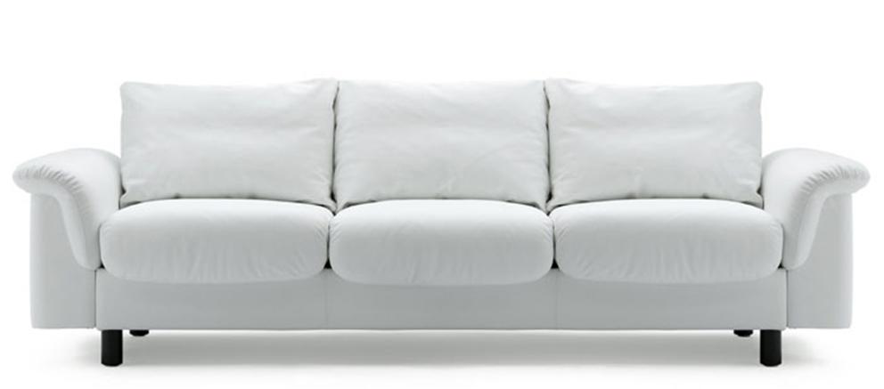 Ekornes White E300 Sofa - French For Pineapple Blog