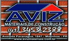 AVIZ MATERIAIS DE CONSTRUÇÃO