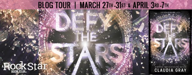 Blog Tour: Defy the Stars