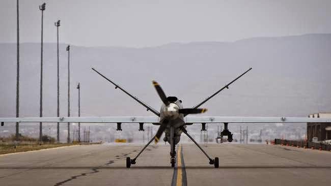 Brandon Bryant menderita gangguan stres pasca-trauma setelah melihat kematian akibat drone yang dikendalikannya