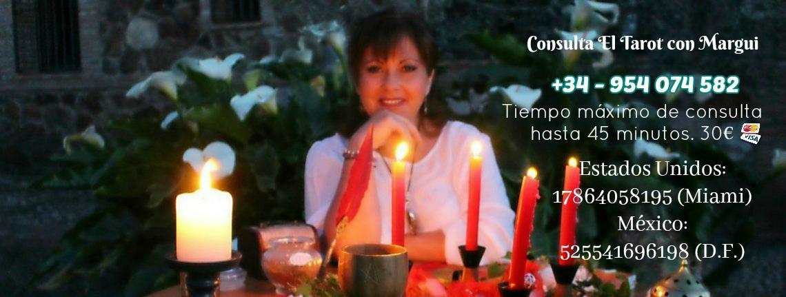Los Rituales de Margui Centeno - tarot