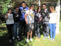 Alumnes de Campanar que viatjaran a Suècia