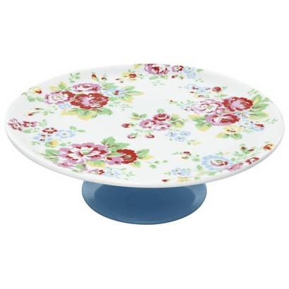 Image Result For Spray Flowers Single Tier Cake Stand