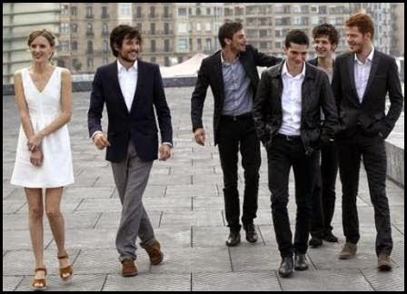 Mia Hansen-Love y el reparto de Edén en San Sebastián 2014