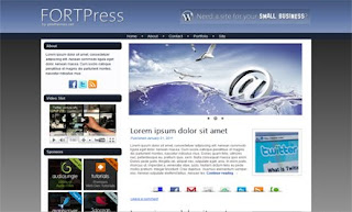 FortPress WordPress Theme